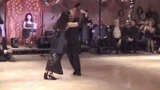 Carlos Gavito y Marcela Duran Nora's Tangoweek 2001