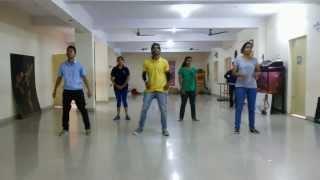 Saree Ke Fall Sa - Arun Vibrato Choreography