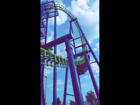 Six flags, New England