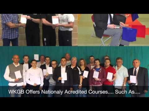 Welsh Karate Governing Body Ltd Promotional Video