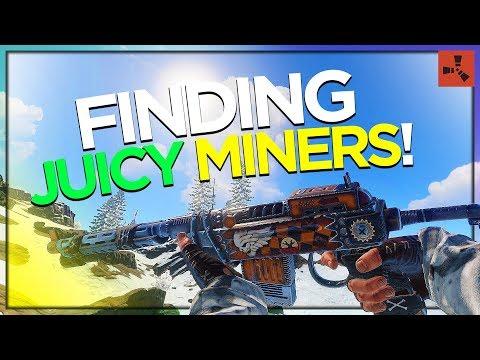 KILLING JUICY MINERS! (SOLO VANILLA RUST #6 S19) thumbnail