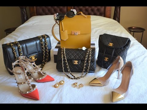 How to buy expensive luxury brands for less! How to buy designer bags and shoes on sale!