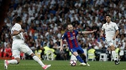 Real Madrid vs FC Barcelona #ELClassico 2-3 April 23rd 2017 All Goals and Highlights!