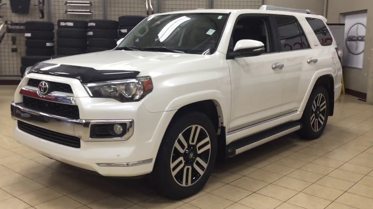 2015 Toyota 4runner Limited Review