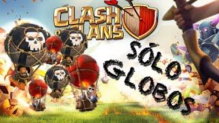 Emplumaitor 046 - Sólo Globos y Furia / Rabia ¡¡ATAQUE TROLL!! - Sucos Clash of clans