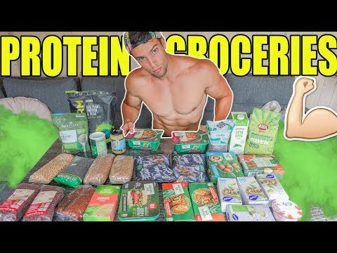 protein-food-grocery-haul-for-the-week-|-everything-i-use-to-build-muscle!
