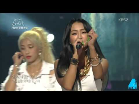 Why We Love SISTAR? - 1 Reason: Hyorin Raps (4Stars)