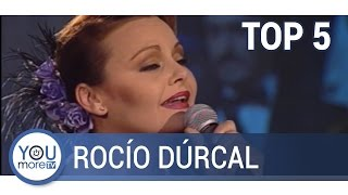 Top 5 Rocío Durcal