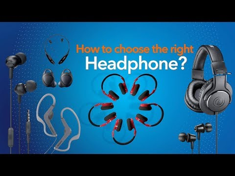 सही Headphone कैसे चुने? (How to choose the right Headphone?) Hindi