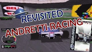 Revisited Andretti Racing For The Sega Saturn   Classic Retro Game Room