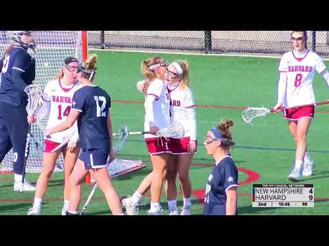 Recap: Women's Lacrosse vs. New Hampshire