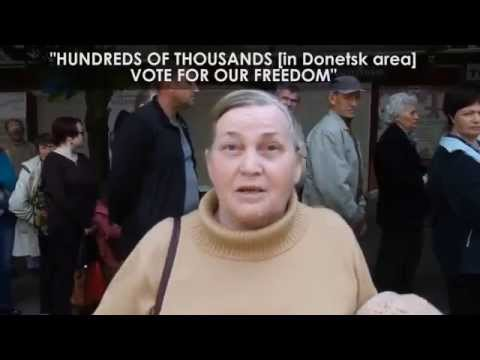 The truth about Referendum in Ukraine