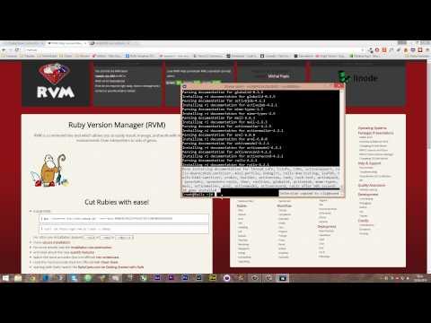 Tutorial | Ruby on Rails Server com Passenger, NGiNX e Centos 6
