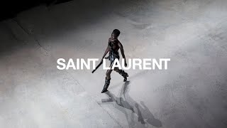 SAINT LAURENT | WINTER 17 SHOW