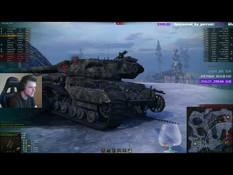 World of Tanks - Day 1 Super Conqueror Session