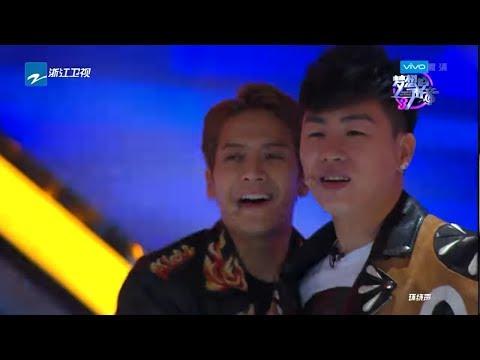 Jackson Wang王嘉尔牵手胡彦斌跳舞!《梦想的声音3》花絮 EP4 20181116 /浙江卫视官方音乐HD/