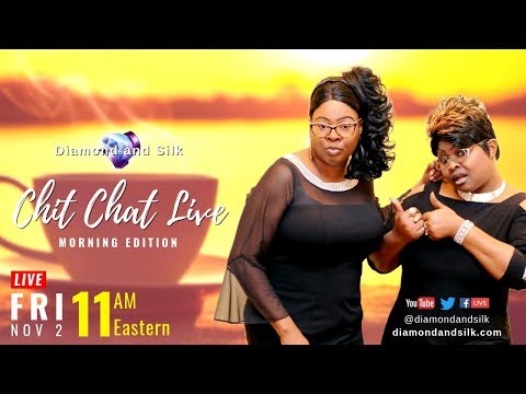 Diamond and Silk 'Chit Chat Live' | Morning Edition, Nov. 2, 2018