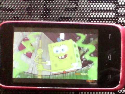 SpongeBob Squarpants Evil Spatula