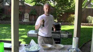 How To Make Grilled Onion Rings - Part 2