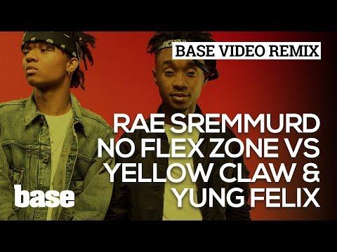 BVE 2014 | Rae Sremmurd - No Flex Zone vs. Yellow Claw & Yung Felix