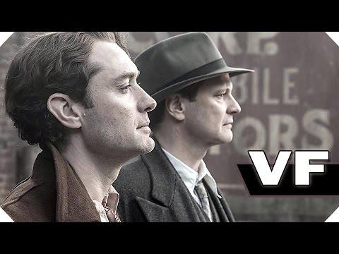 GENIUS Bande Annonce VF (Jude Law, Colin Firth, Nicole Kidman - 2016)