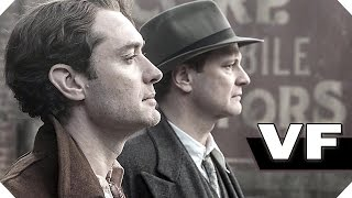 GENIUS Bande Annonce VF (Jude Law, Colin Firth, Ni...