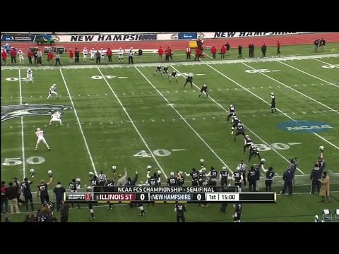 2014 Illinois State at New Hampshire