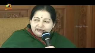 AIADMK Chief Jayalalithaa