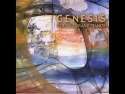 Genesis Archive #3 Unplugged / Acoustic Blood On The Rooftops [ Very Special Version Piano / Vocal ]