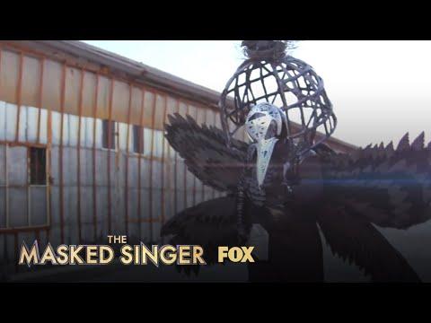 The Clues: Raven   Season 1 Ep. 6   THE MASKED SINGER