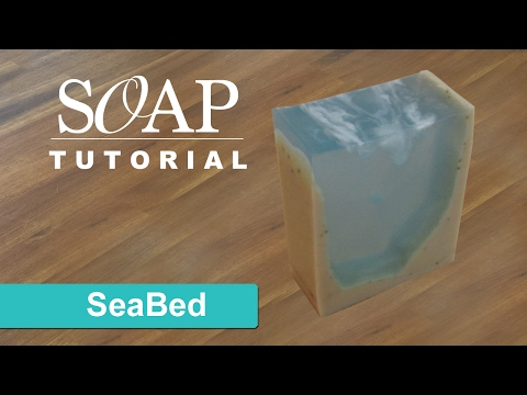 Seabed Design Melt And Pour Soap Tutorial