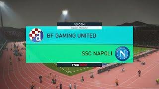 PES 2018 Maradona Challenge Match 2 - BFG United vs Napoli