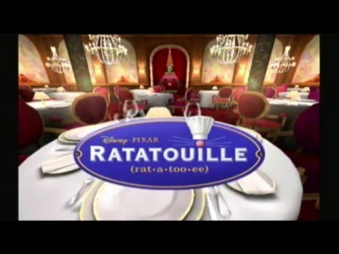 ratatouille movie game 100 walkthrough part 1 youtube