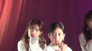 t ara premium fanmeeting 夜公演 1 target 20161210 新宿文化センター