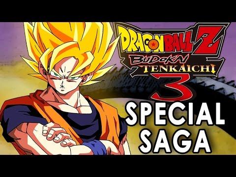 Dragon Ball - Z Budokai Tenkaichi 3 HD [The Special Saga]