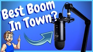 Best Boom Arm For Streaming? Blue Compass Review!