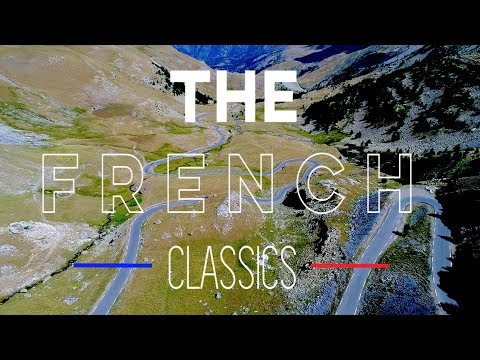 Longboarding The French Classics 2017 | Full Film [4K]