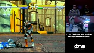 Street Fighter EX2 Plus @ 2 Old 2 Furious: The Histrical - Top 3 (Finals)