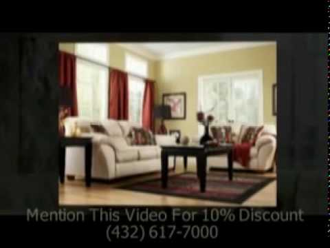 Entertainment Center, Furniture Stores, Lamps, Sofa - Odess