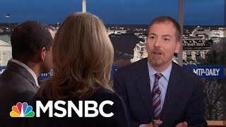 Sasse, Tillis, Gardner Stick With President Donald Trump On National Emergency | MTP Daily | MSNBC