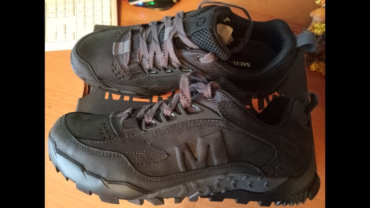 9a12a40ffd Обзор Merrell Annex Trak Low J91799, Unboxing and review sneakers ...