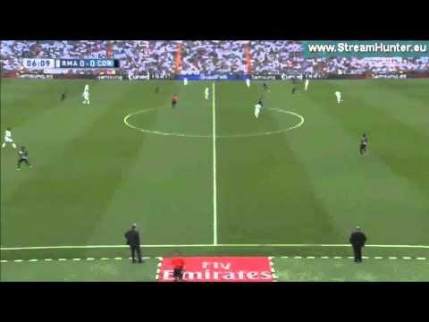 Real Madrid vs Cordoba 2 0 All Goals and Full Match 25 08 2014 HD Primera Division   YouTube 1 WMV V