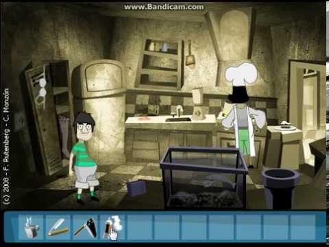 Doctor Ku - The Kitchen(Walkthrough) เฉลยเกมส์หนีออกจากครัว