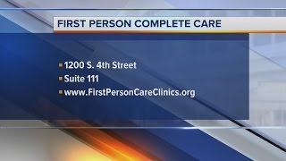 First Person Care Clinic creating affordable health care