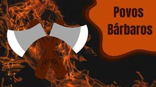 Os povos bárbaros - História 1º ciclo - O Troll explica.
