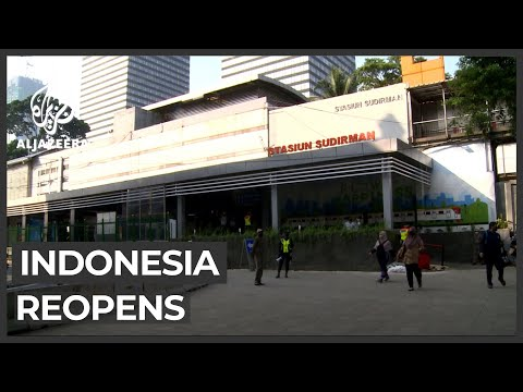 Indonesia: Jakarta is reopening after weeks of lockdown