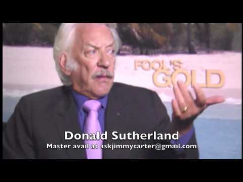 Donald Sutherland interview...talks career and Hollywood