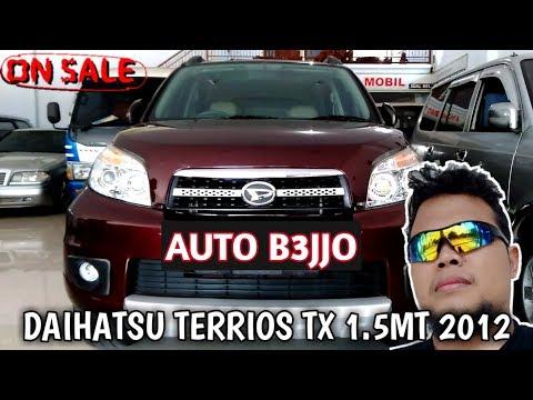 Review Daihatsu Terrios Type TX 1.5 Mt 2012 (dijual)