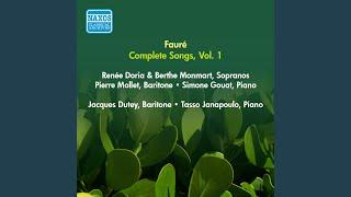 Les matelots, Op. 2, No. 2