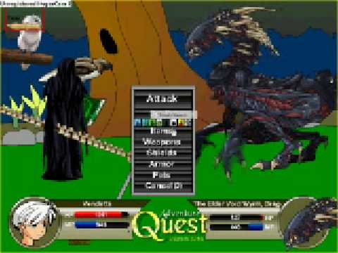Adventure Quest Battleon Level 130 X-Guardian
